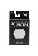 BUFF BUFF Face Mask 30 Filter Pack Adult