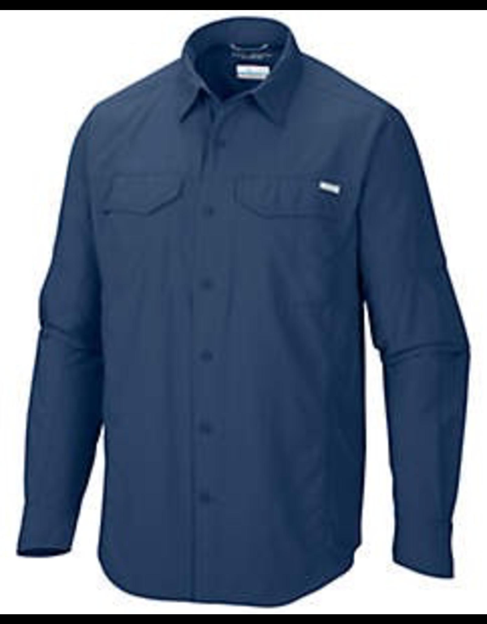 Columbia Columbia Mens Silver Ridge Long Sleeve Shirt