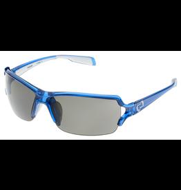 Native Eyewear Native Sunglasses Blanca, Frame Translucent Blue, Lens Gray