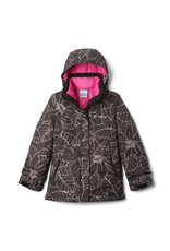 Columbia Columbias Girl's Bugaboo II Insulated Interchange jacket