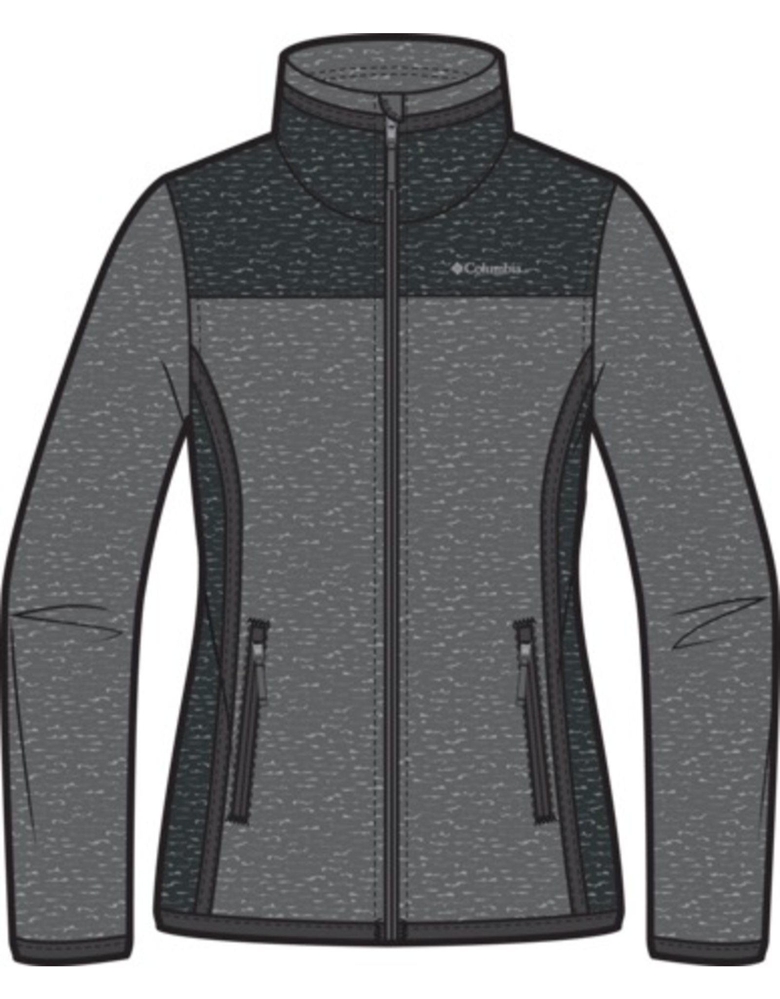 Columbia Columbia Women's Panorama Pieced Fleece Full Zip
