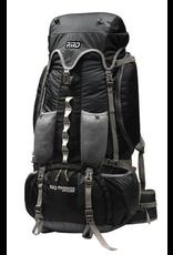 Rockwater Designs Rockwater Designs Killarney Backpack 85L, Black/Grey