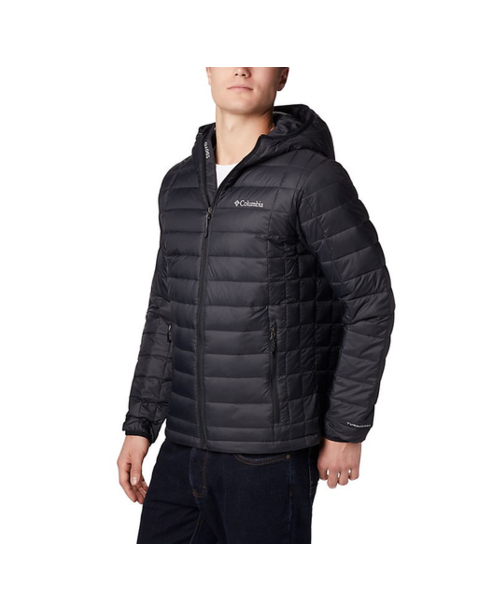 Columbia Columbia Men's Voodoo Falls 590 Turbodown Hooded Puffer Jacket