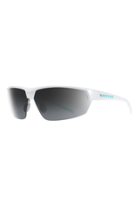 Native Eyewear Native Sunglasses Hardtop Ultra, Frame Pearl White, Lens N3 Gray