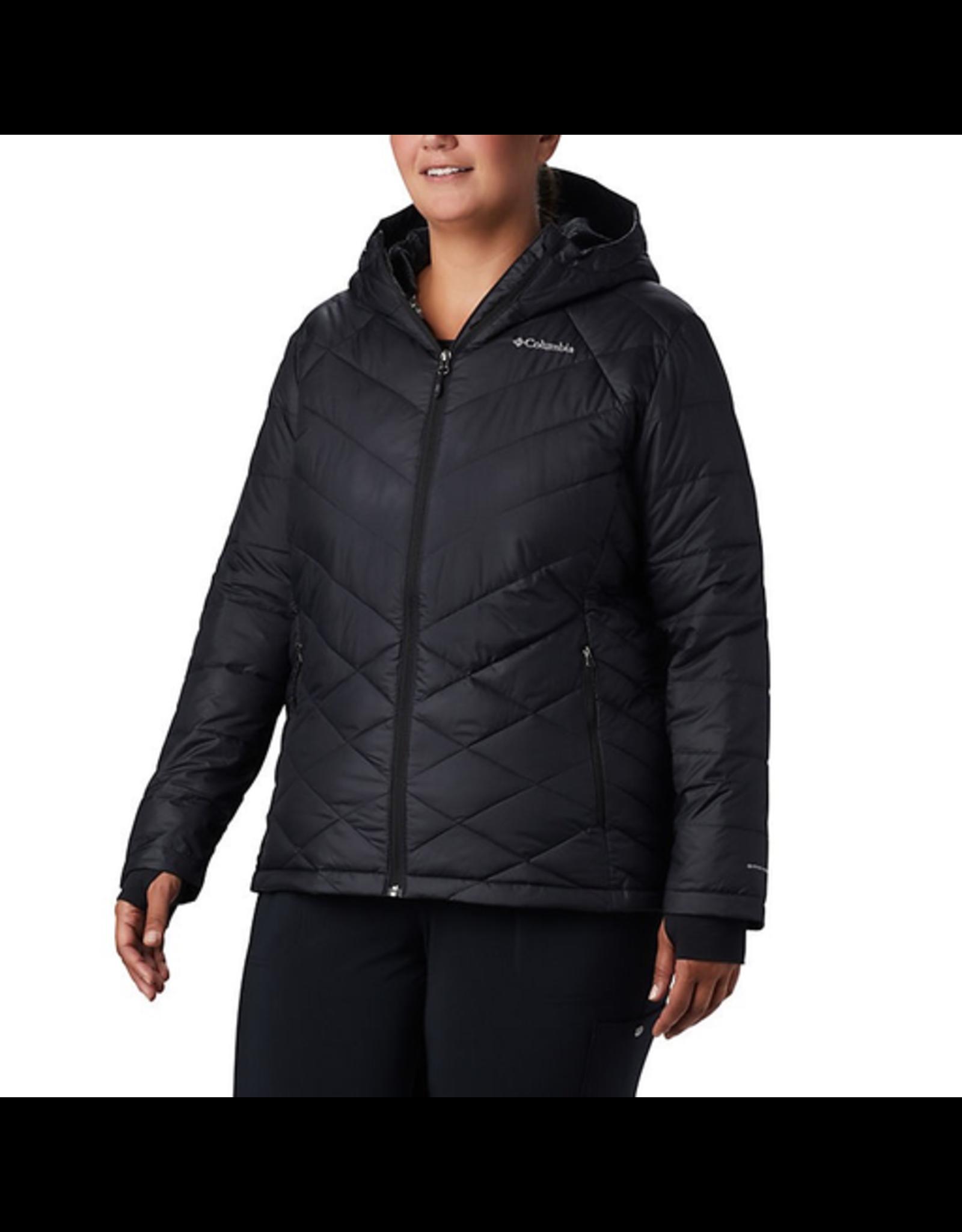 Columbia Columbia Women's Heavenly Hooded Jacket - Plus Size