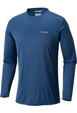 Columbia Columbia PFG Mens Fish Series II Terminal Tackle Long Sleeve Tee