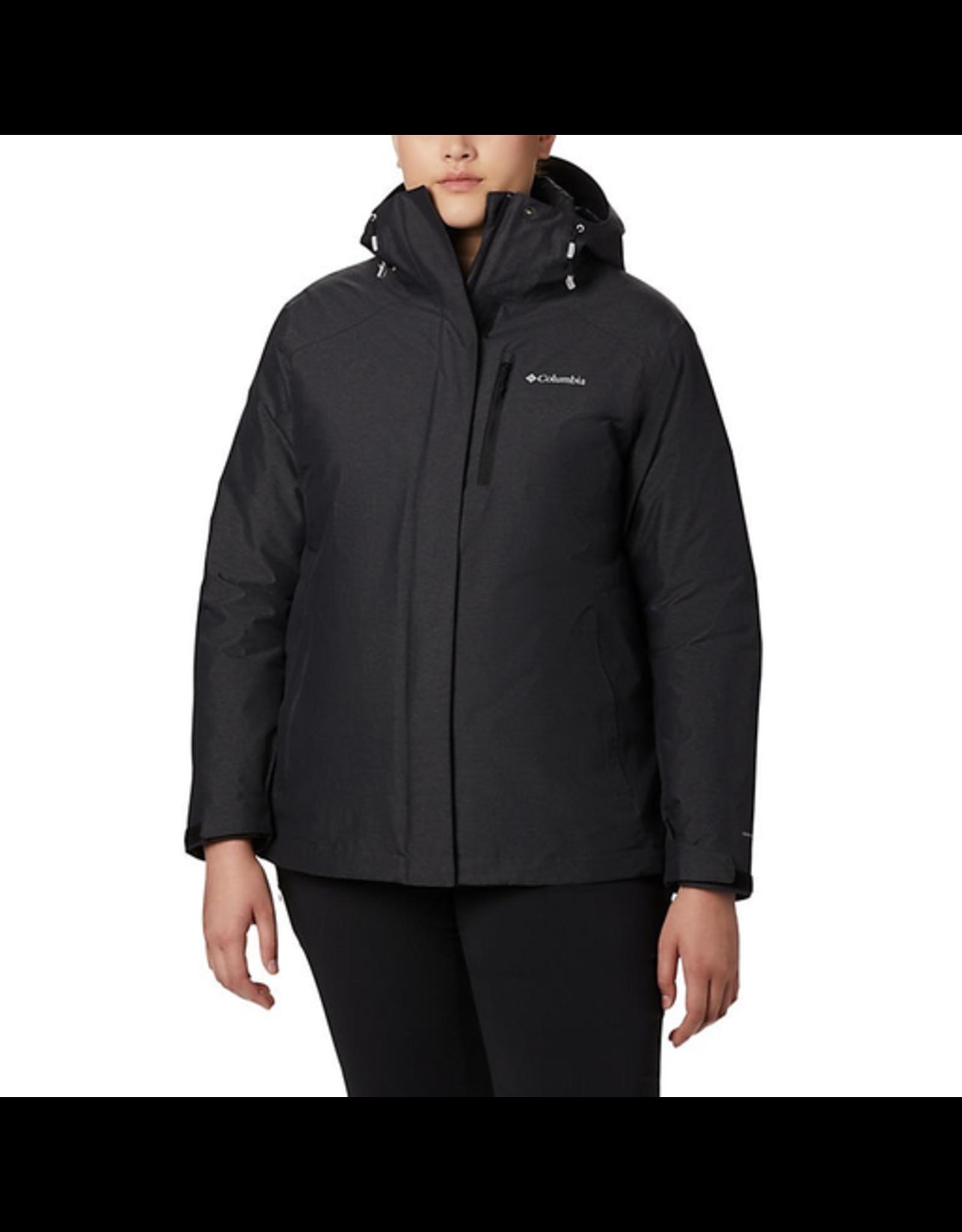 Columbia Columbia Women's Whirlibird IV Interchange Jacket - Plus Size
