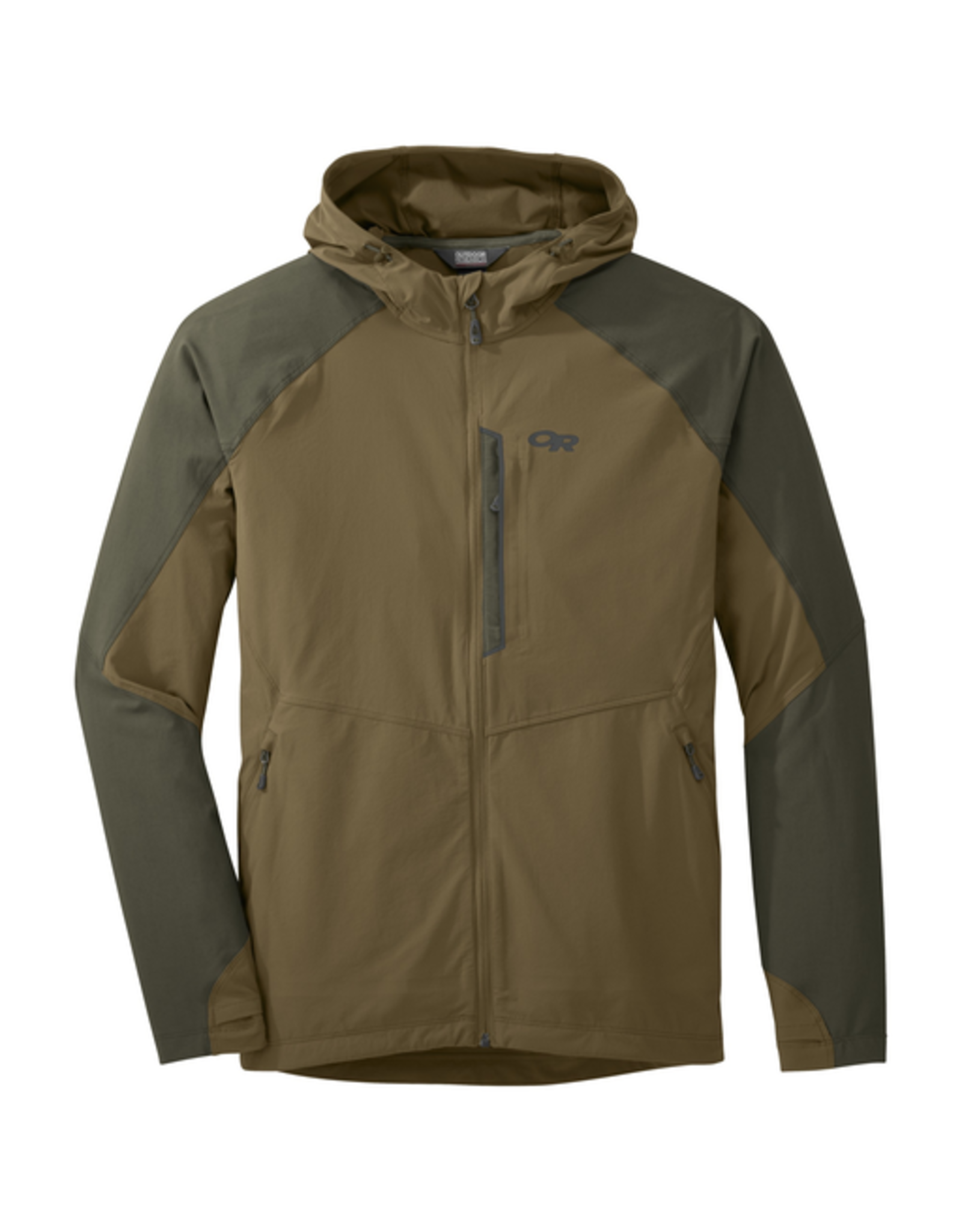 Outdoor Research OR Men's Ferrosi Hooded Jacket