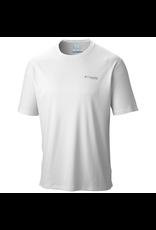 Columbia Columbia Mens Zero Rules Short Sleeve Shirt