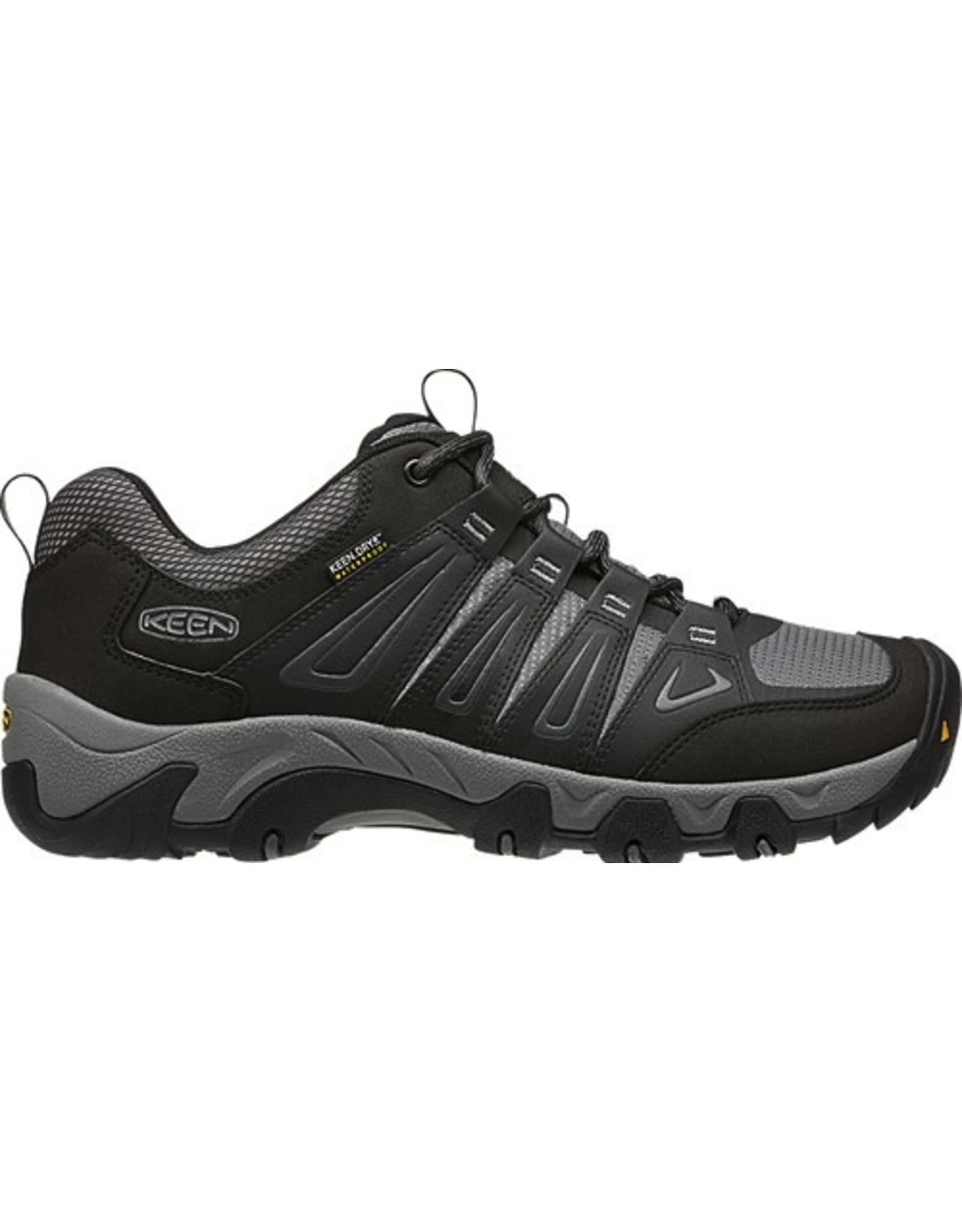 Keen Keen Mens Oakridge Waterproof Shoe