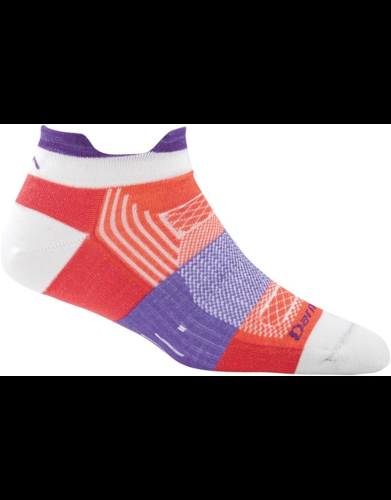Darn Tough Darn Tough Women's Pulse No Show Tab Light Cushion Sock
