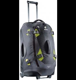 Deuter Deuter Helion 80L Roller Duffle Travel Pack, Black/Moss