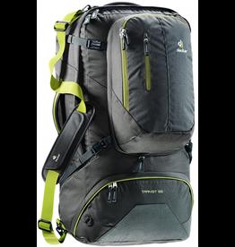 Deuter Deuter Transit 65L Travel Pack -Anthracite/Moss