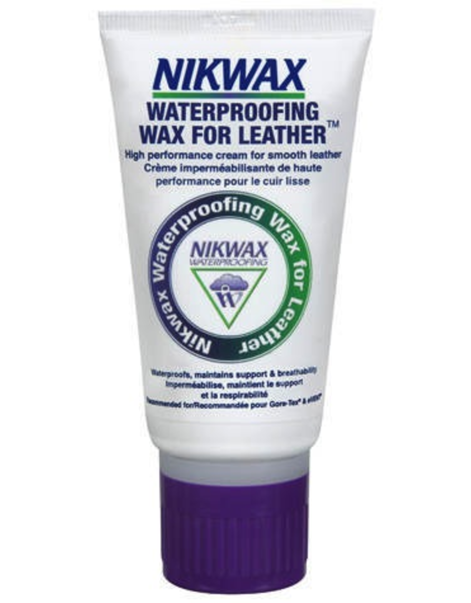 Nikwax Nikwax Leather Wax Tubes 100 ml
