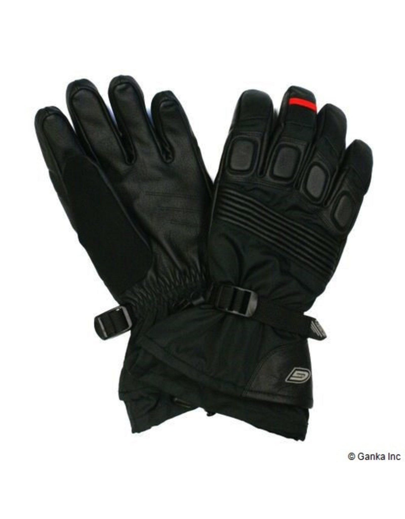 GKS GKS Mens Goat Leather Gloves with Padded Fingers