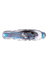 GV Snowshoes GV Active Extreme Spin Snowshoe, Blue/Grey, 8x30
