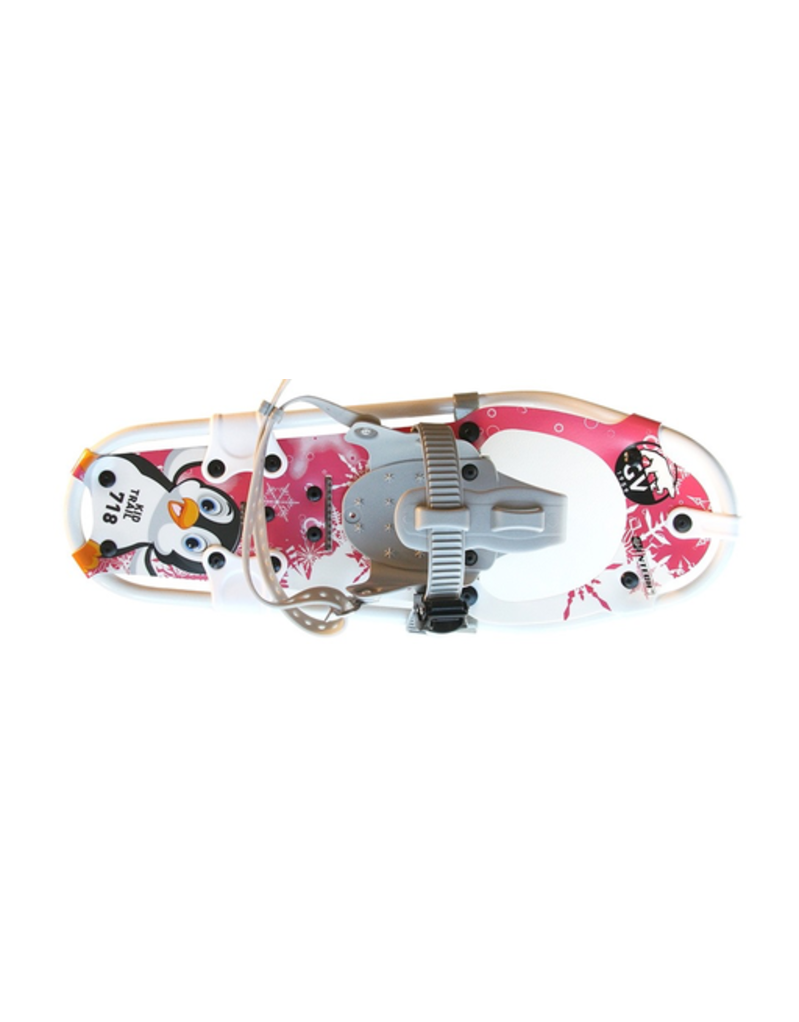 GV Snowshoes GV Kid Trail Girls, Pink, 7x18