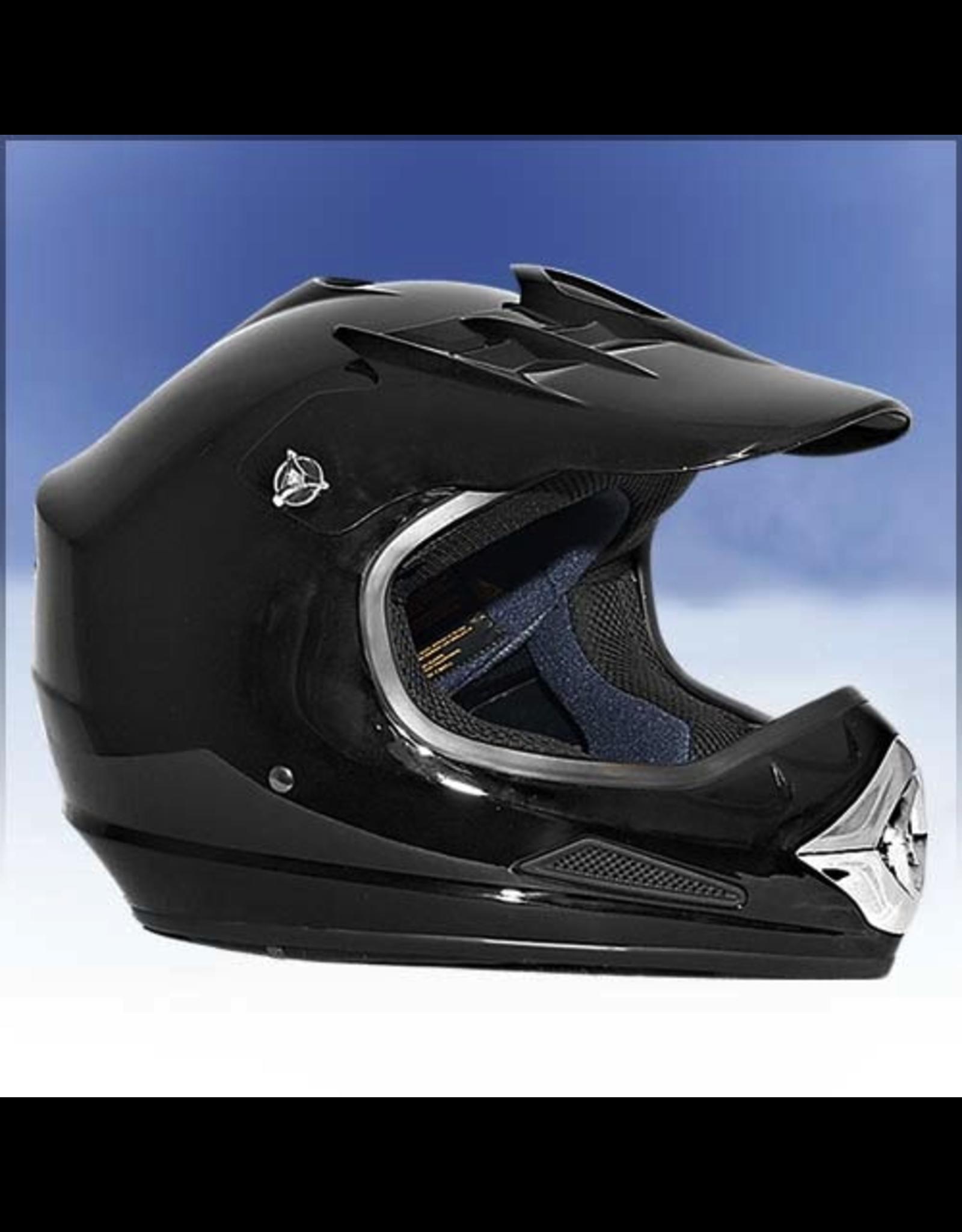 Choko Choko Snowcross Poly Alloy Helmet