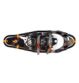 GV Snowshoes GV Men's Snow Aerolite Snowshoe, Orange 10X36