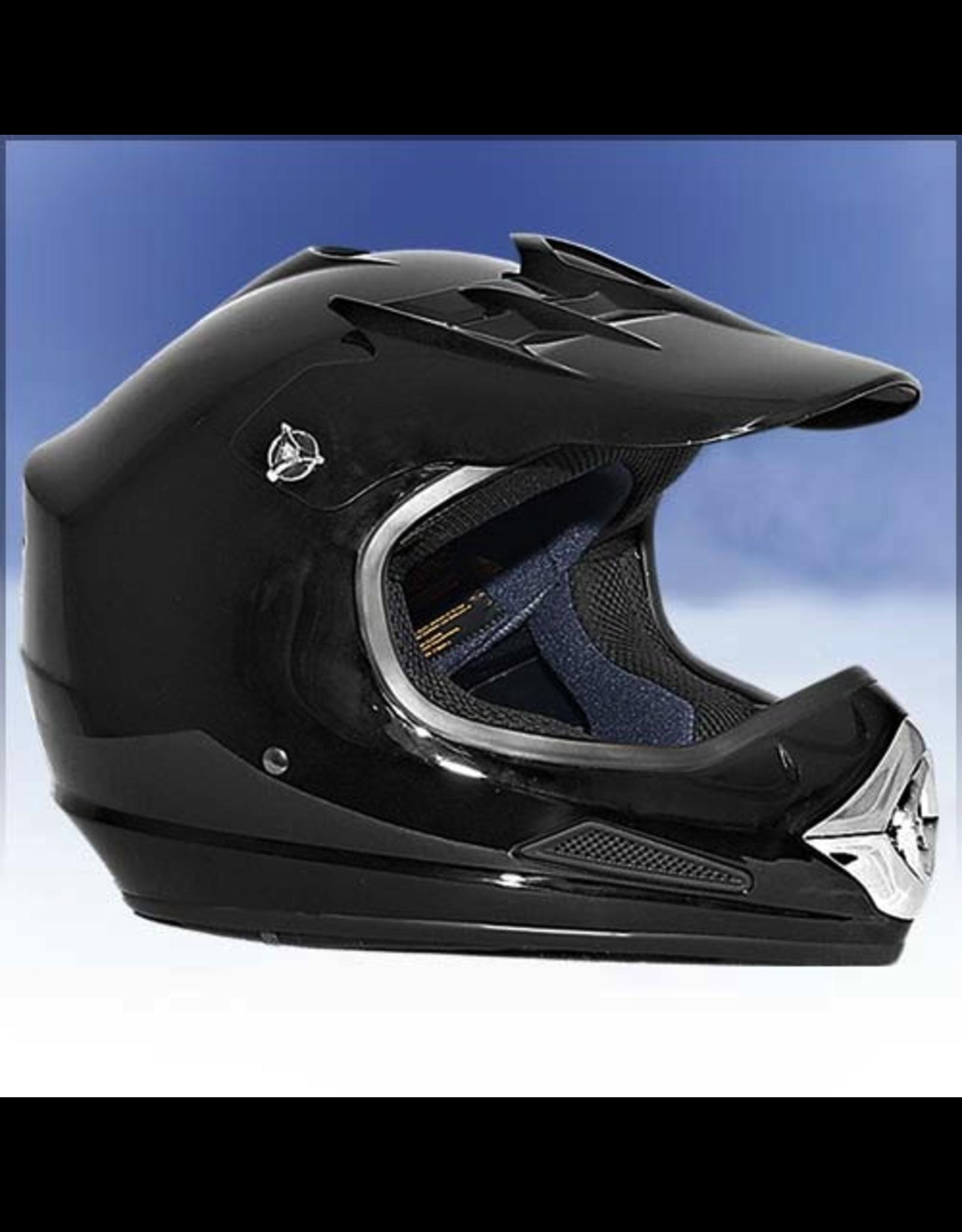 Choko Choko Junior Snowcross Poly Helmet