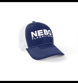 Nebo Nebo, Trucker Hat, Blue