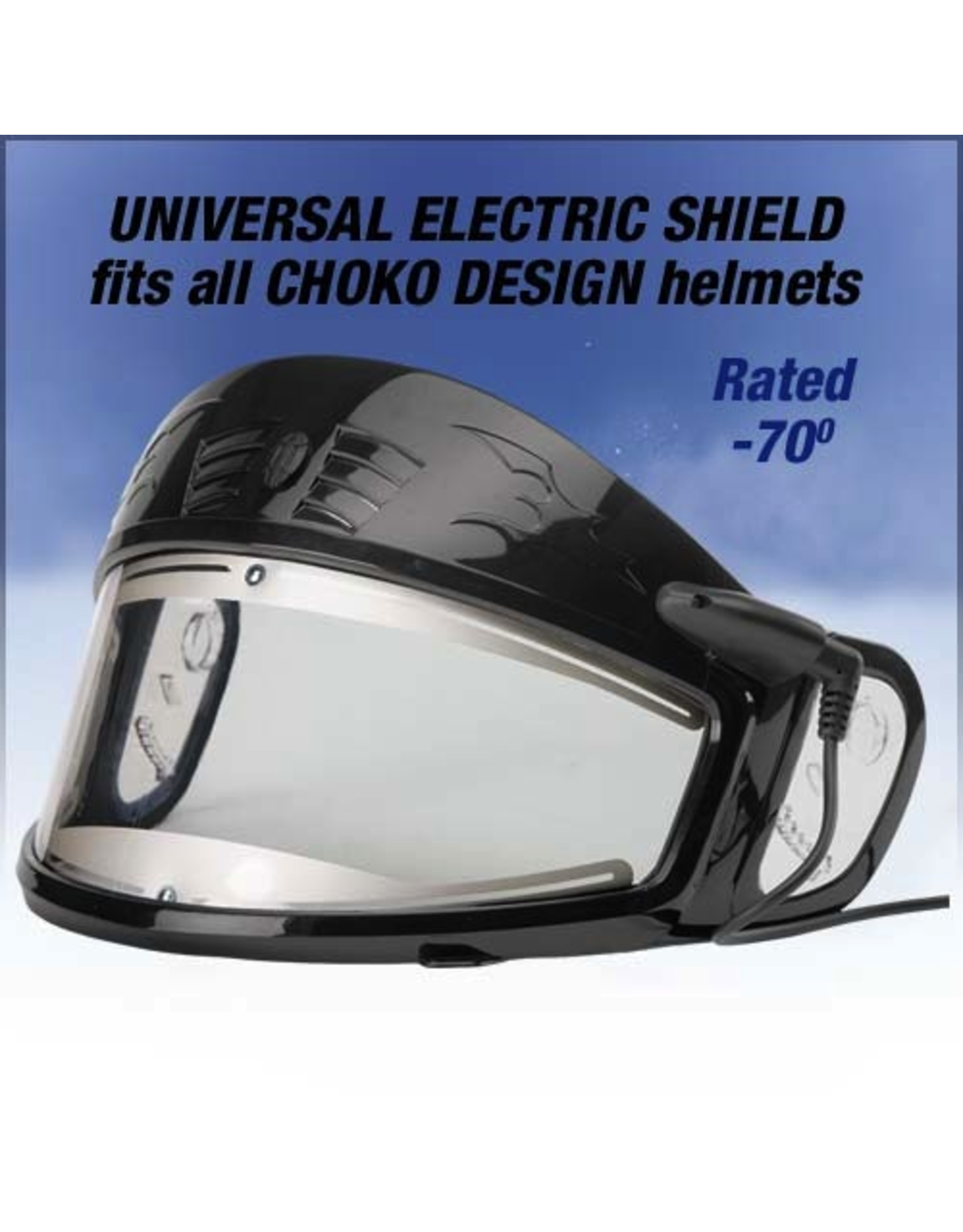 Choko Choko Electric Snow Shield