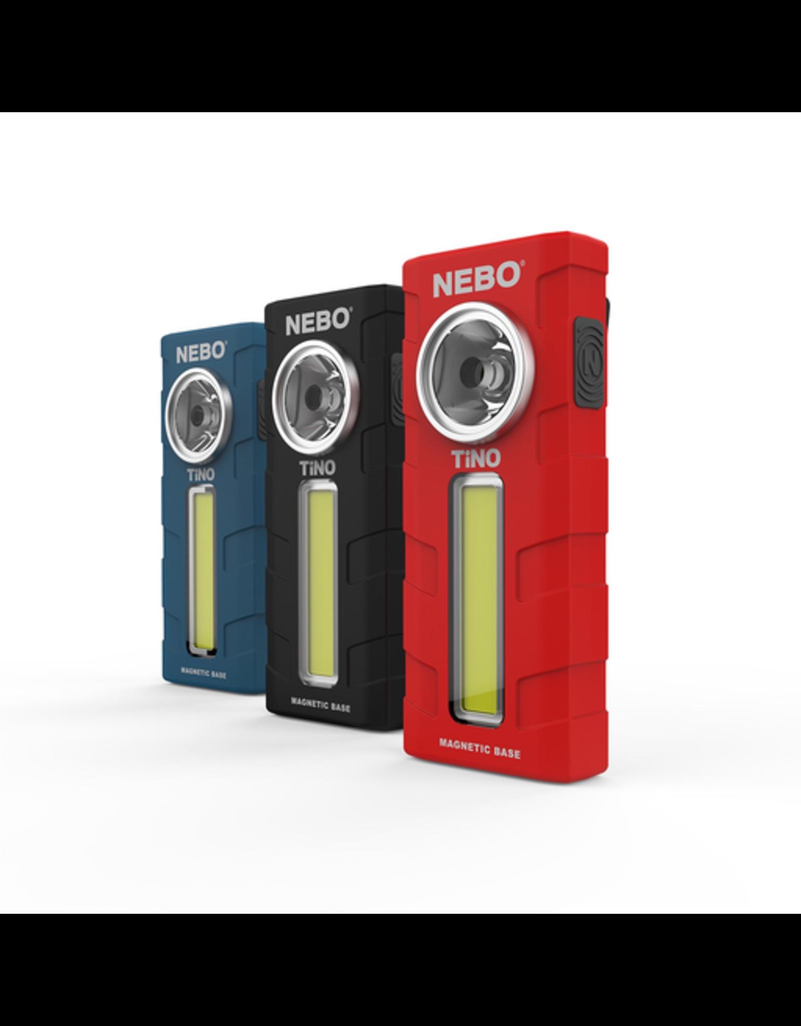 Nebo NEBO, TiNO 300 Lumen Pocket Light