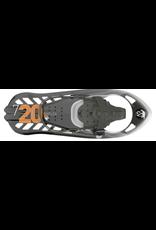 GV Snowshoes GV Youth Nyflex Active Snowshoes, Black/Boys, 7x20