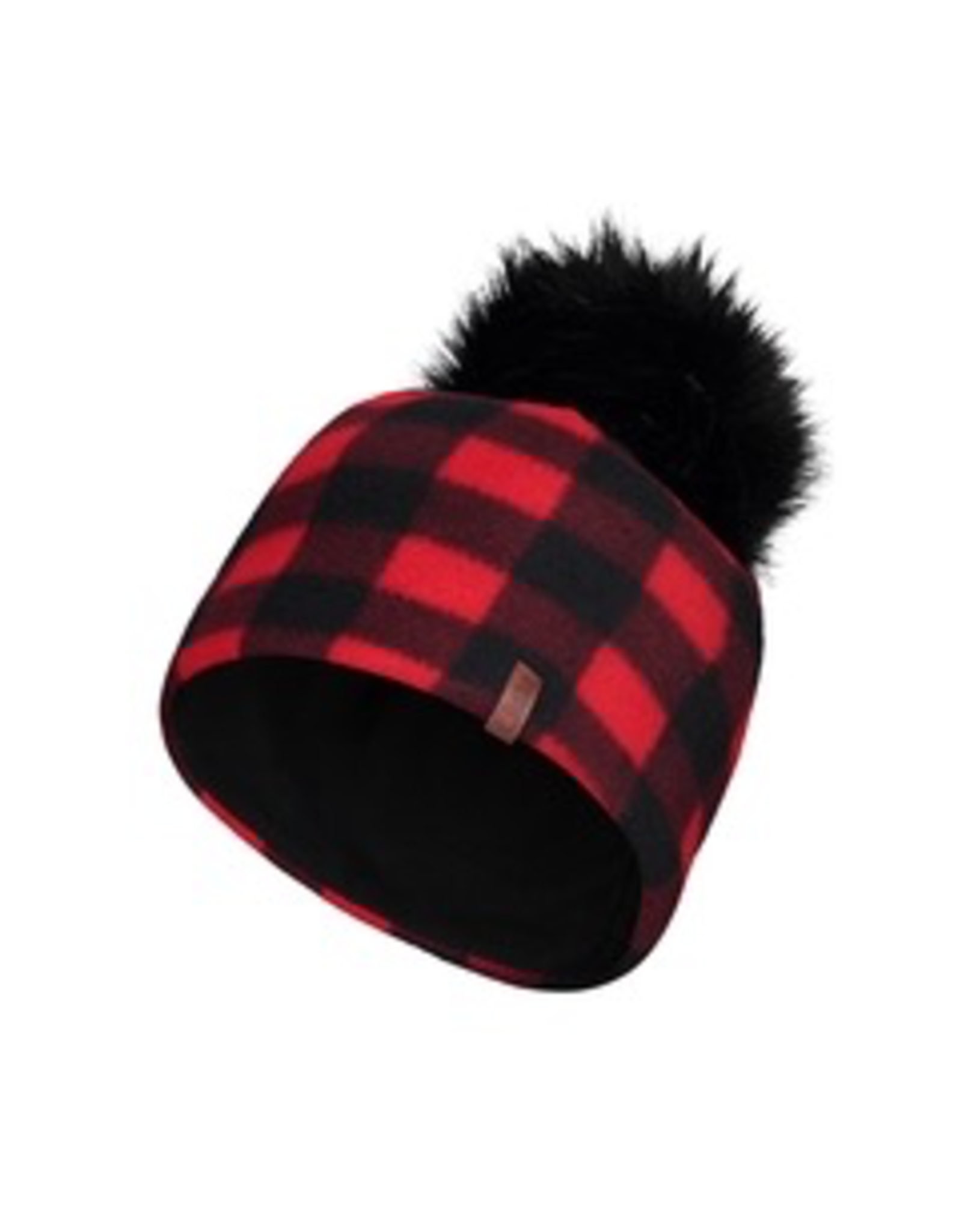 GKS Ganka Laska Fleece Tuque with Pompom