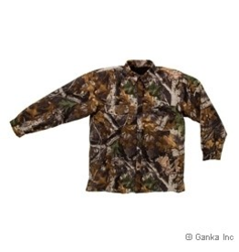 GKS GKS Youth Hunting Shirt-Quilted fleece