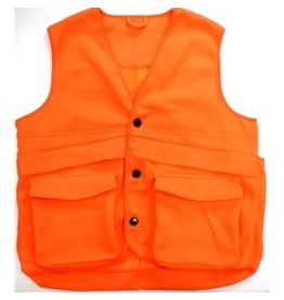 GKS GKS Partridge Vest, Orange, Large