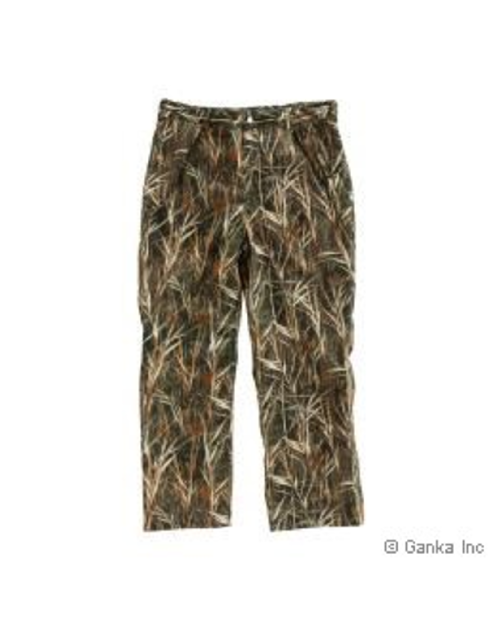 GKS GKS Mens Hunting Waist Pants, 100% Poly. with Leg Zipper