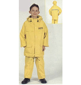 World Famous WFS Youth Wetskins Rain Suit