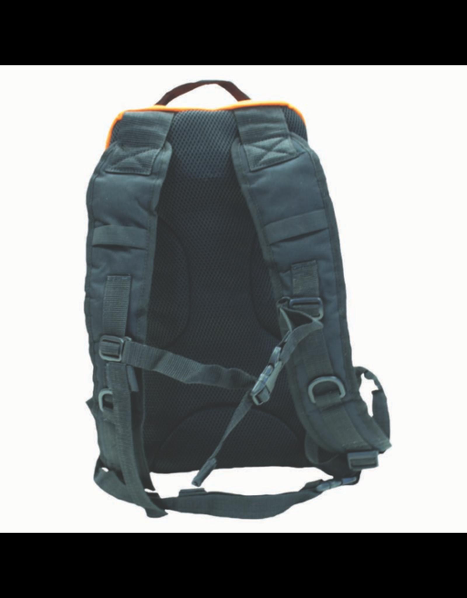 Backwoods Orange Backpack Scout 15L