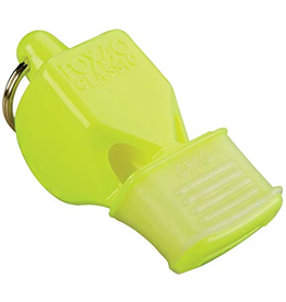 Fox 40 Fox 40 Classic Whistle- NEON Yellow