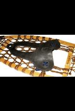 GV Snowshoes GV Snowshoe Rubber Harness, Black, XL