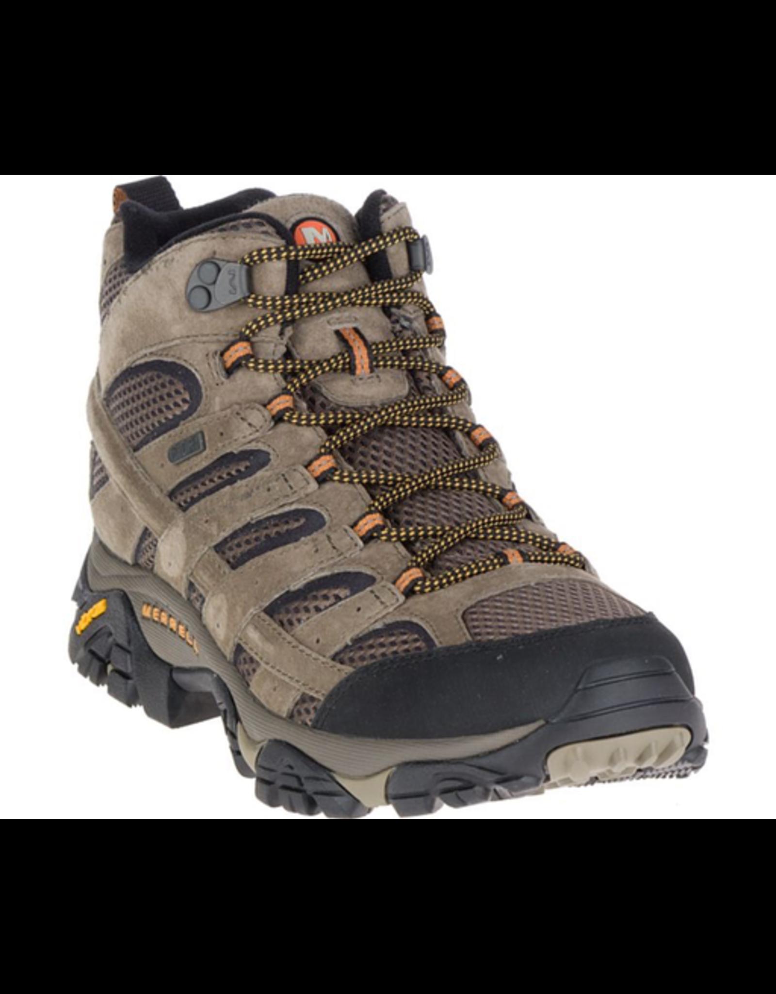 Merrell Merrell Mens Moab 2 Mid Waterproof Hiking Shoe