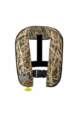 Mustang Survival Mustang Survival M.I.T. 100 Auto Activation Inflatable PFD, Mosy Oak Shadow Grass Blades, Univ Adult