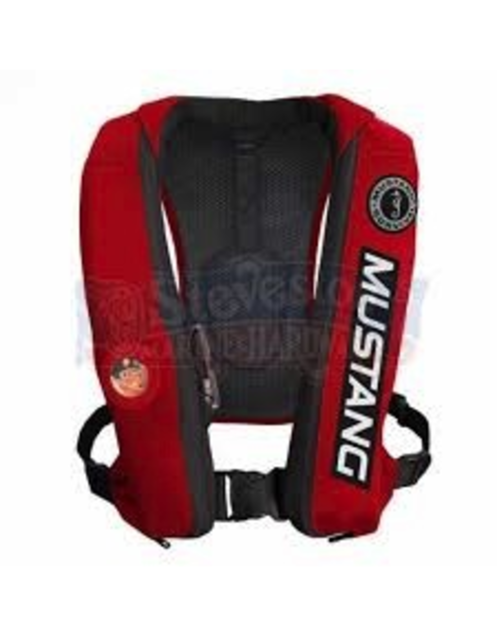 Mustang Survival Mustang Survival Elite Inflatable PFD Life Jacket, Red