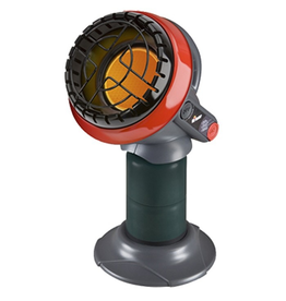 Mr. Heater Little Buddy Portable Propane Heater, 3800 BTU