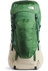 North Face North Face Terra 65, Twill Brown Green