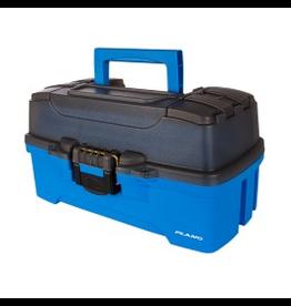 Plano Plano 3 Tray Tackle Box Blue