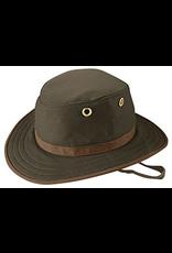 Tilley Tilley Hat Medium Brim Waxed Cotton Outback