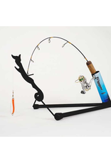 Black Fox Fishing Black Fox Ice Fishing Rod Holder