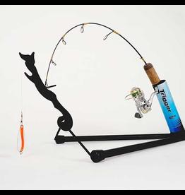 Black Fox Fishing Black Fox Ice Fishing Rod Holder