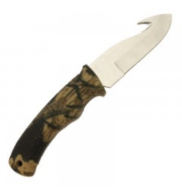 Woodsman FIxed Blade Gut Knife 4""