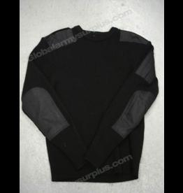 Black Wool Sweater