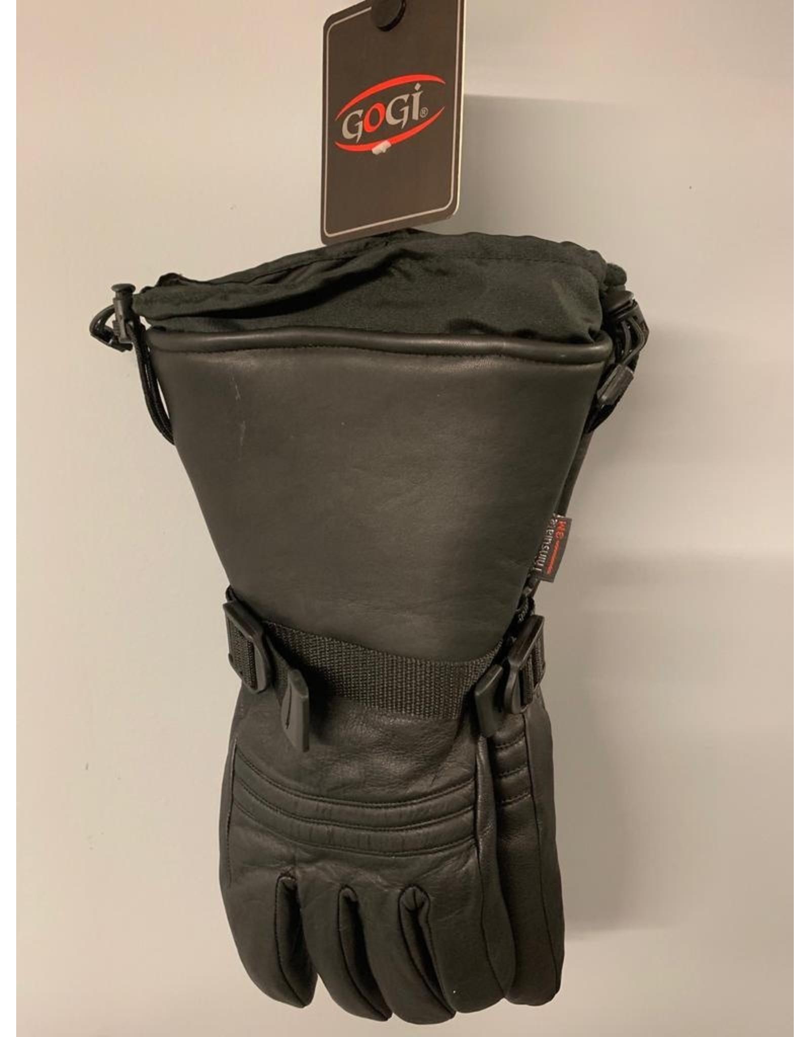 LeCore Designs Le-Core Leather Snowmobile Glove