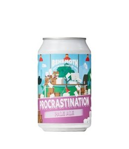 Chur Procrastination Pale Ale 330ml