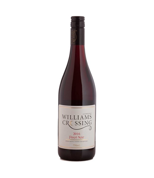 Curly Flat Curly Flat Williams Crossing Pinot Noir 2016